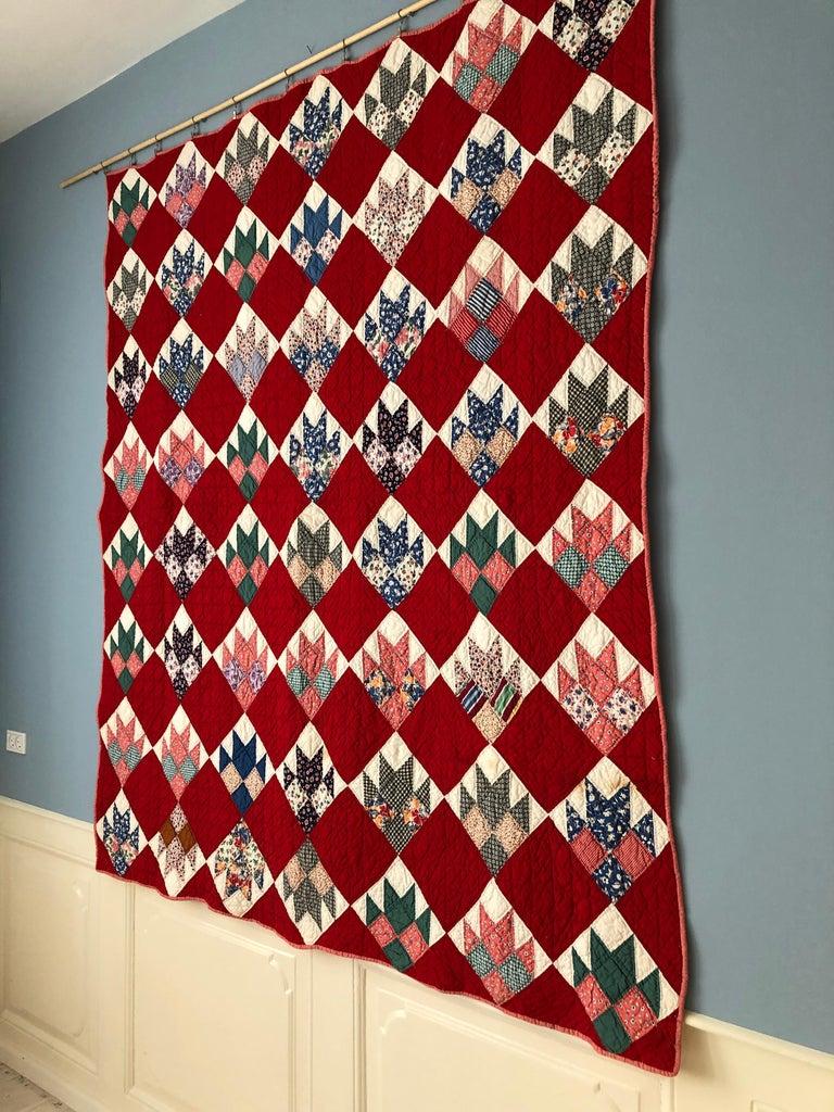 American Vintage Handmade Patchwork