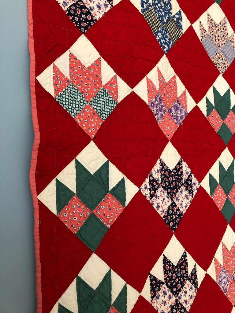 Vintage Handmade Patchwork