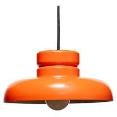 Vintage Hanging Lamp by RAAK