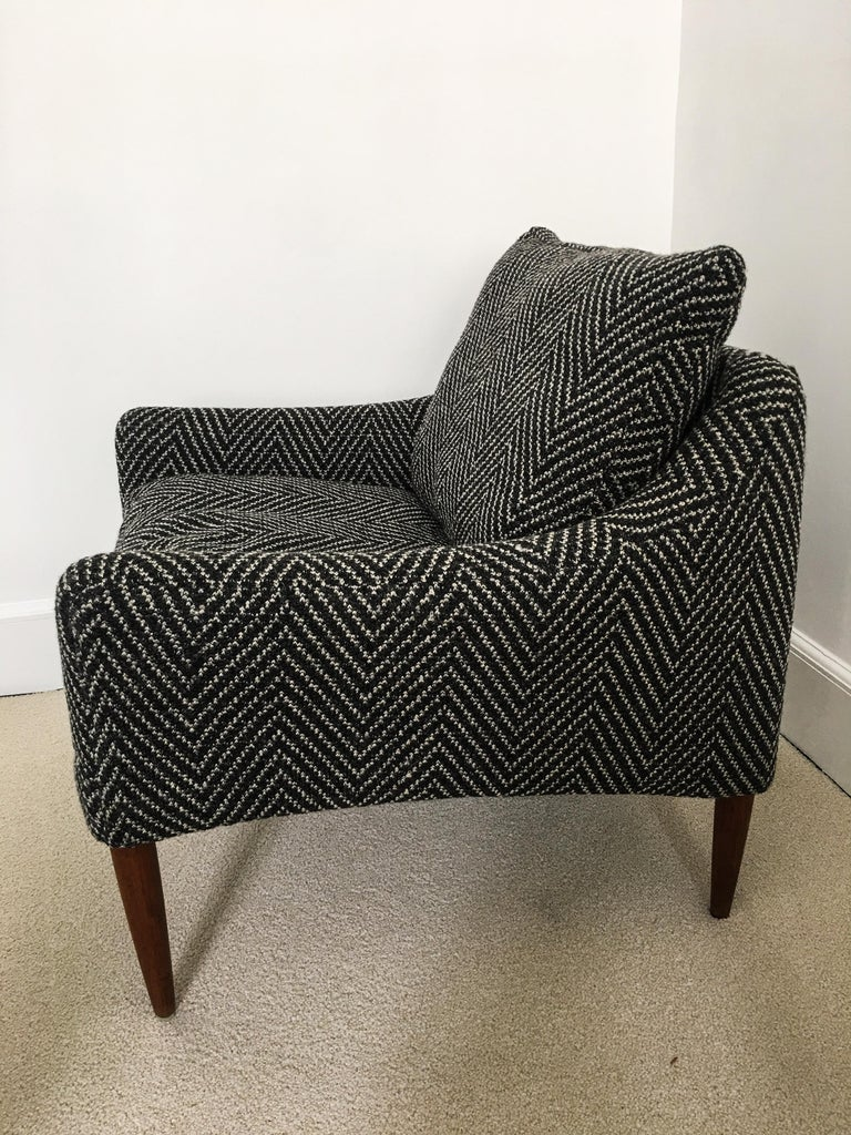 Vintage Hans Olsen Model 800 Lounge Chair For Sale 4