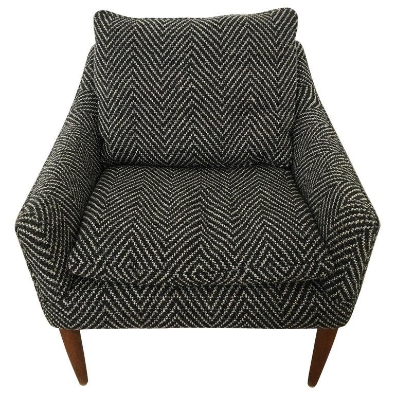 Vintage Hans Olsen Model 800 Lounge Chair For Sale