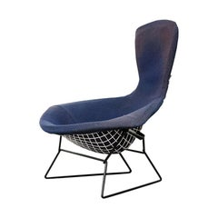 Harry Bertoia For Knoll White Diamond Chair At 1stdibs