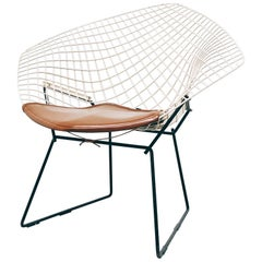Vintage Harry Bertoia 'Diamond' Chair for Knoll