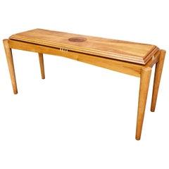 Vintage Henredon Art Deco Console Table