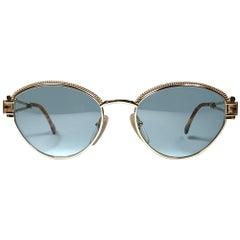 Vintage Henry Jullien Medium Sunglasses 1990's Made in Italy