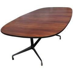 Vintage Herman Miller Eames Rosewood Conference Table