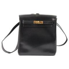 """Vintage Hermes Mini Kelly Backpack """"A dos"""""""