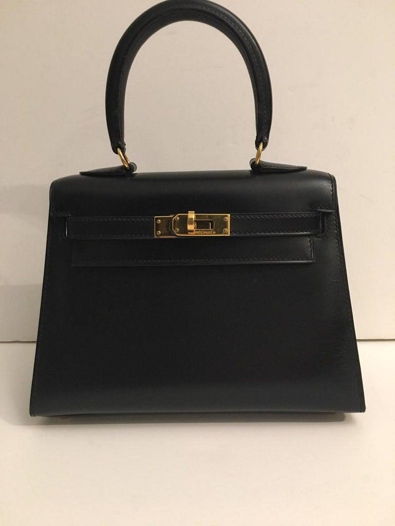 Beautiful Authentic Hermès Bag  Mini