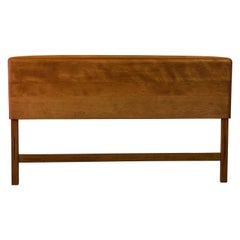 Vintage Heywood-Wakefield Maple Wood Queen Headboard