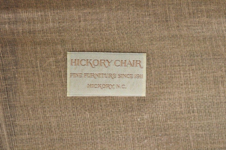 Vintage Hickory Chair Company Queen Anne Style Mahogany Dining Chairs Set of 4 5