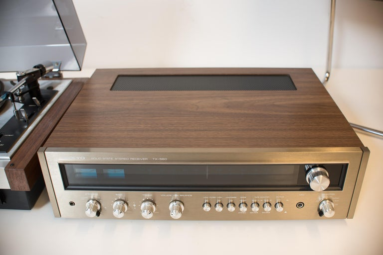 Vintage HiFi Analogue System, 1970s
