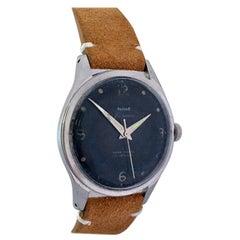 Vintage hmt Jawan Mechanical Military Watch