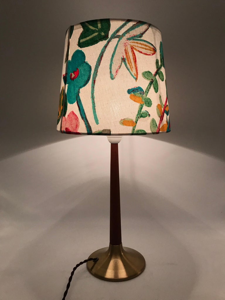 Vintage Holm Sørensen Table Lamp from the 1950s In Good Condition For Sale In Søborg, DK