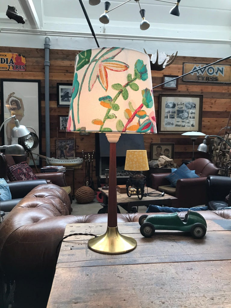Vintage Holm Sørensen Table Lamp from the 1950s For Sale 1