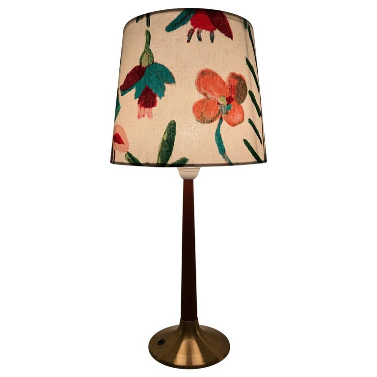 Vintage Holm Sørensen Table Lamp from the 1950s For Sale