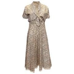 Vintage Horrocks Dress and Bolero