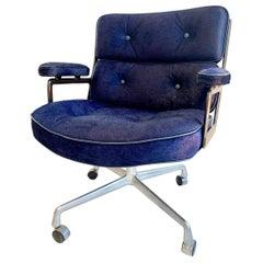 Vintage Horse Hair Time Life Chair
