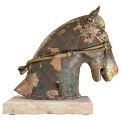 Vintage Horse Head