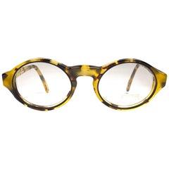 Vintage IDC Lunettes Tortoise Medium Reading Prescription 1980 Sunglasses France