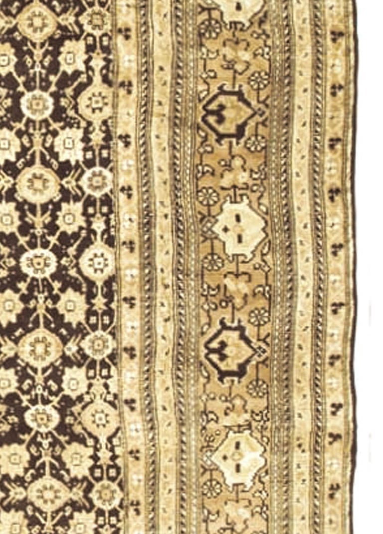 20th Century Vintage Indian Agra Rug For Sale