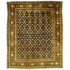 Vintage Indian Agra Rug