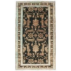 Vintage Indian Cotton Agra Carpet