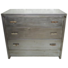 Vintage Industrial Dresser by Superior