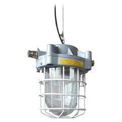 Vintage Industrial European Ceiling Lamp Typ 113-04-Ex, 2010