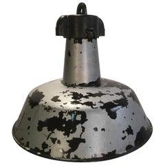 Vintage Industrial Hanging Lamp, 1950s