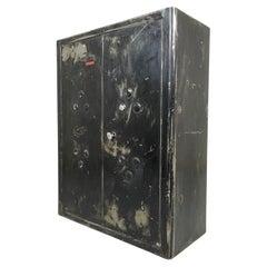 Vintage Industrial Metal Cabinet, 1970's