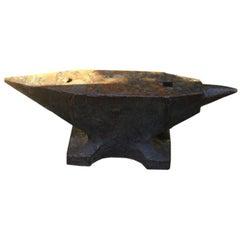 Vintage Iron Anvil