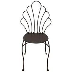 Vintage Iron Chair, 1930s