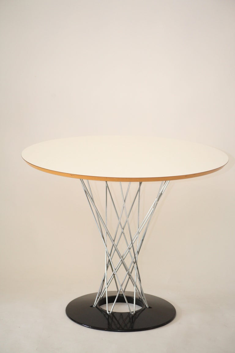 Vintage Isamu Noguchi Cyclone Table for Knoll Associates, 1960s For Sale 4