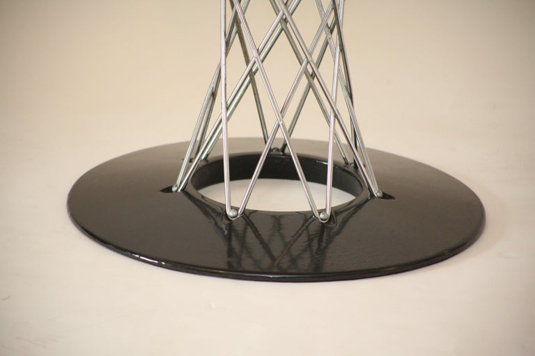 American Vintage Isamu Noguchi Cyclone Table for Knoll Associates, 1960s For Sale