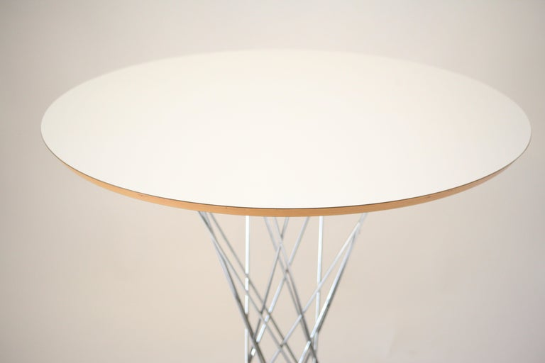 Vintage Isamu Noguchi Cyclone Table for Knoll Associates, 1960s For Sale 1