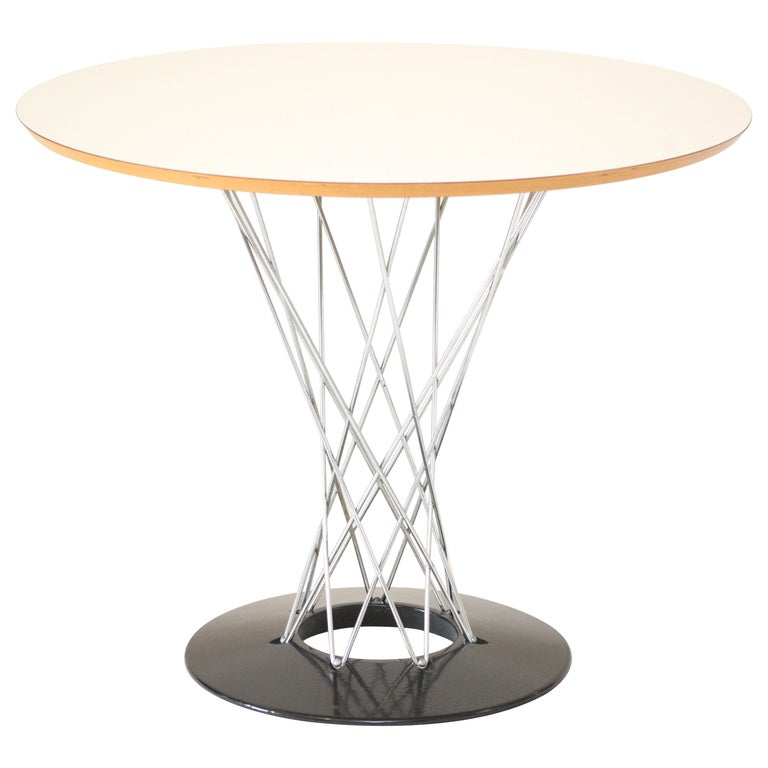 Vintage Isamu Noguchi Cyclone Table for Knoll Associates, 1960s For Sale