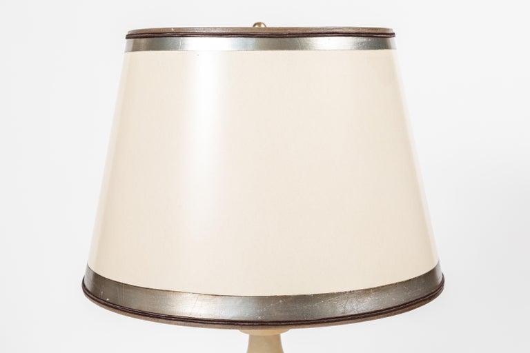 Vintage Italian Alabaster Lamp 4