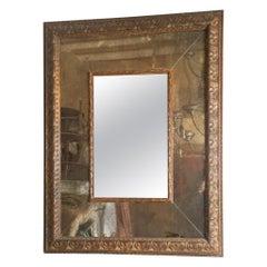 Vintage Italian Baroque Style Mirror