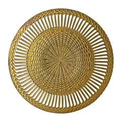 Vintage Italian Brass Bowl