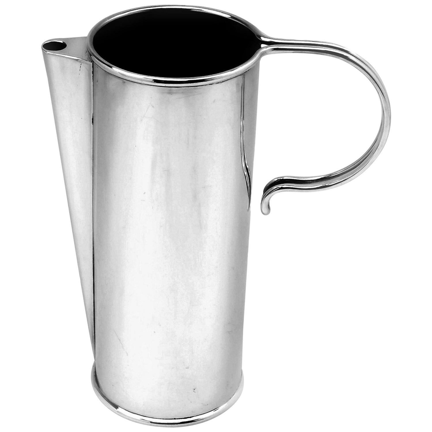 Vintage Italian Sterling Silver Jug / Pitcher / Ewer circa 1960 Water Cocktail
