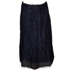 Vintage Italian Tufted Skirt