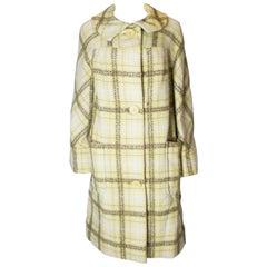 Vintage Jacqmar Wool Coat
