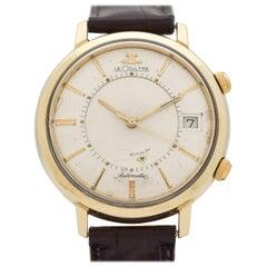 Vintage Jaeger LeCoultre Memovox Wrist Alarm Watch, 1950s