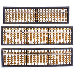 Vintage Japanese Abacuses/Abaci