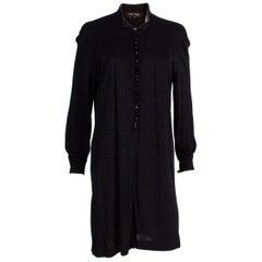 Vintage Jean Muir Black Tunic Dress