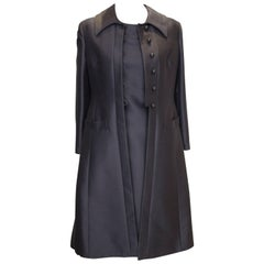 Vintage Jean Patou Paris London Coat and Dress