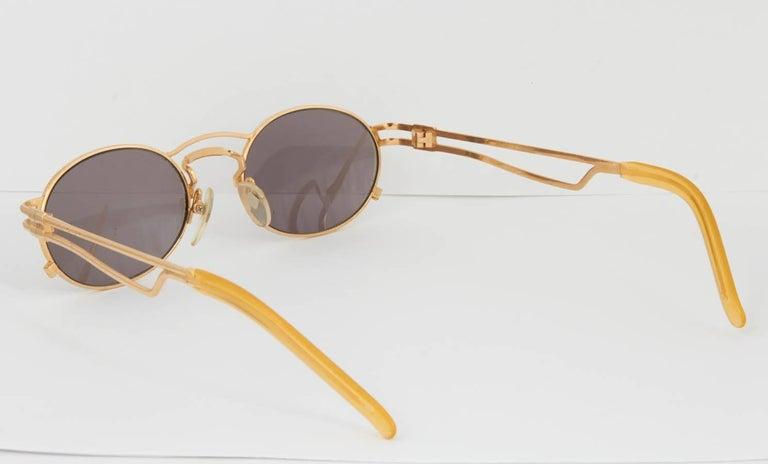 Vintage Jean Paul Gaultier 56-3173 Sunglasses For Sale 1