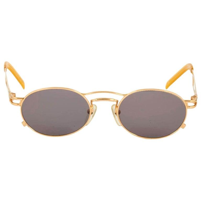 Vintage Jean Paul Gaultier 56-3173 Sunglasses For Sale