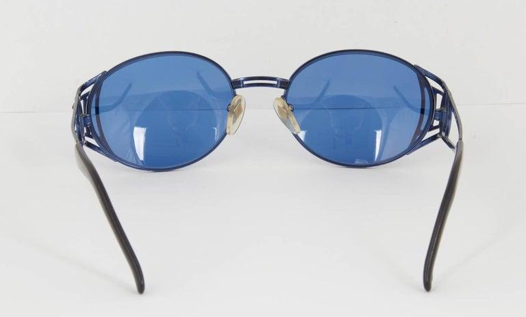 Vintage Jean Paul Gaultier 58-6102 Sunglasses  1