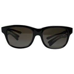 Vintage JEAN PAUL GAULTIER by MIKLI Black Acetate Sunglasses